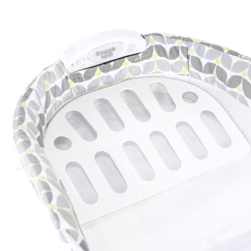 Baby Delight Silver Blossom Snuggle Nest Wedge Specs