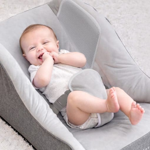 Nestle Nook Comfort - Plush Infant Napper with Baby