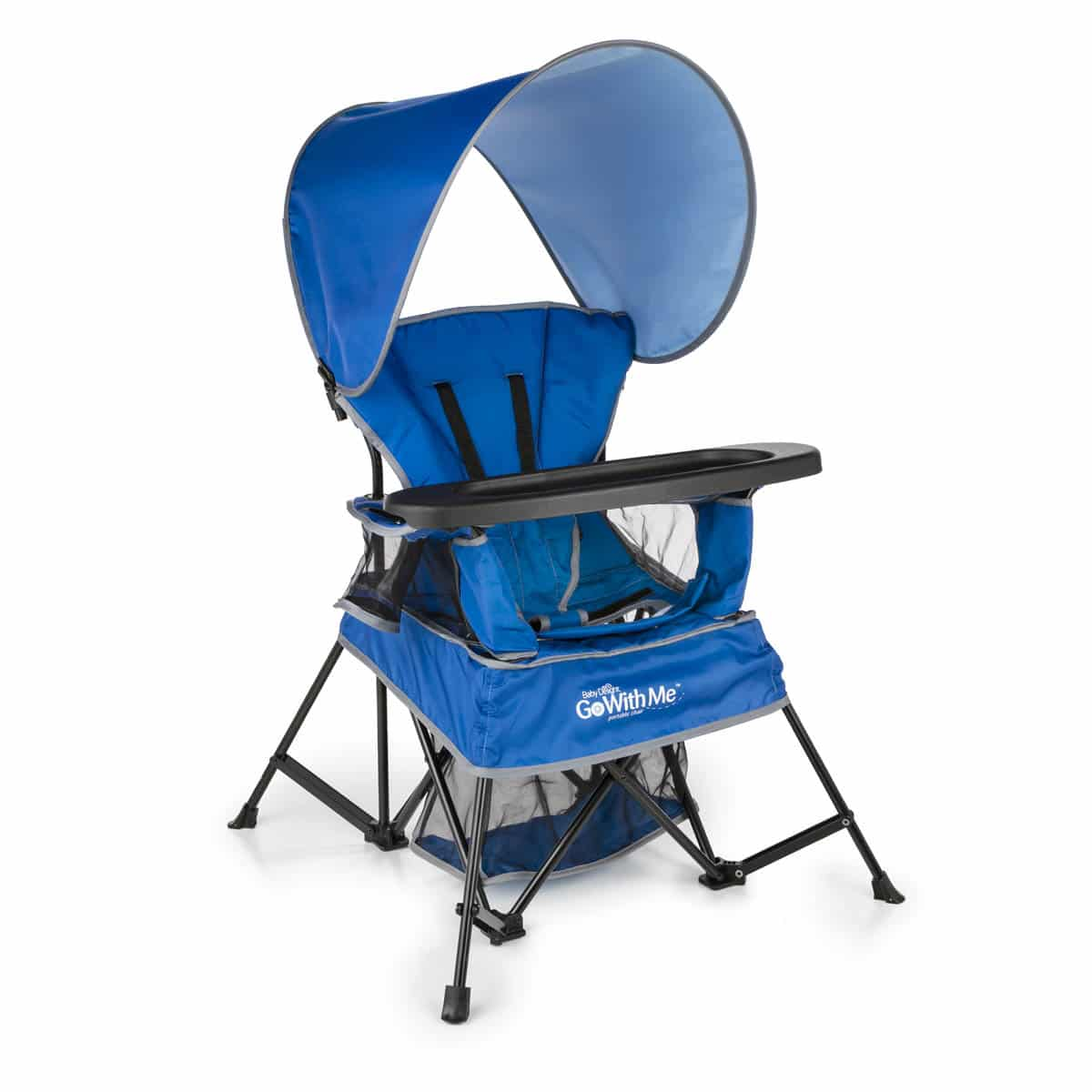 Go With Me Chair Blue Baby Delight Inc