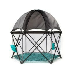 Go With Me Chair Teal Baby Delight Inc