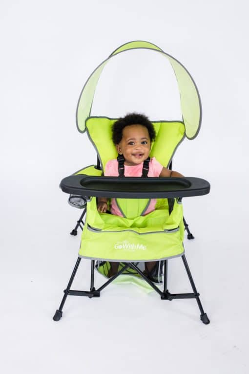 Go With Me Chair - Lime Green