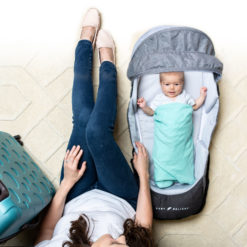 Snuggle Nest Adventure Portable Infant Sleeper