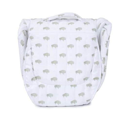 Snuggle Nest Harmony Buffalo Stance Bag