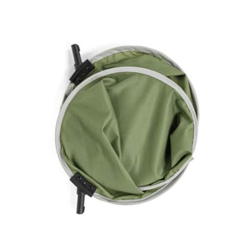 Baby Delight Venture Portable Chair - Moss Bud Canopy