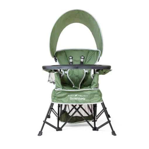 Baby Delight Venture Portable Chair - Moss Bud