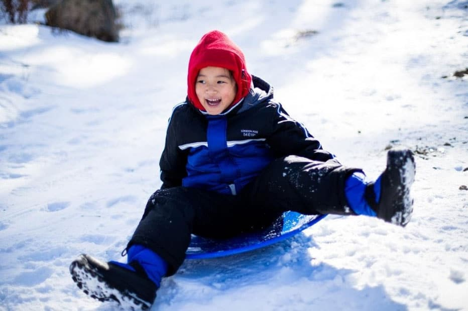 Fun Things that Kids Can Do in the Winter