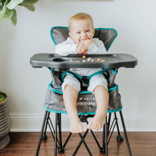 go with me uplift portable high chair