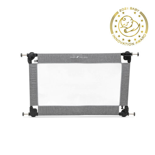 Baby Delight Span Gate with 2021 baby innovation award decal